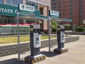 2018年2月全国电动汽车充电基础设施推广应用情