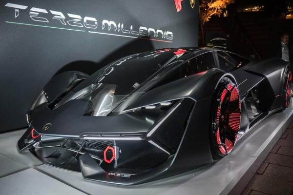 2017 Lamborghini Terzo Millennio