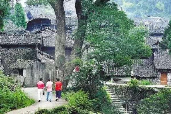 浙江有个被遗忘的秘境, 奇险山路堪称一绝