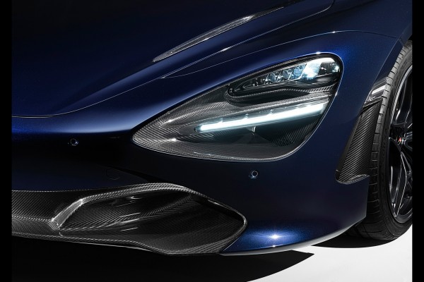 2018 McLaren 720S Atlantic Blue by MSO
