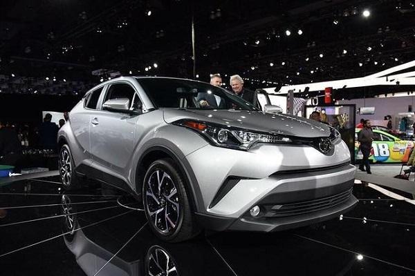 丰田这款新车因颜值和价格太优秀,让其他小型SUV都惊恐不已