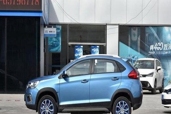 奇瑞推出新款纯电动SUV,充一次电横跨一个省