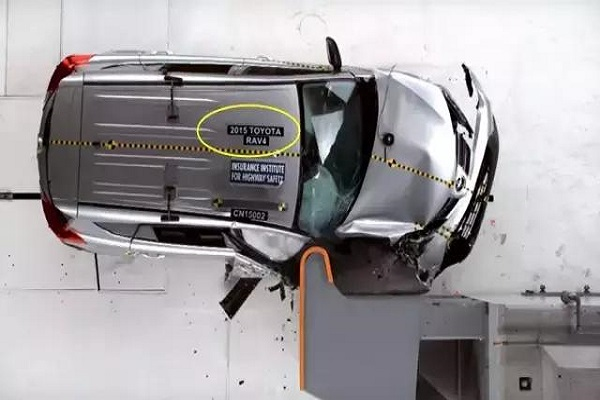 告诉你 这才是真正安全的车!