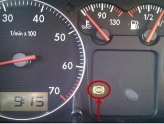 汽车的ABS灯亮会影响刹车吗?如果一直不修会有