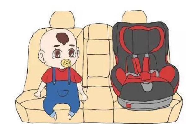 关于汽车儿童安全座椅,这些有必要了解!