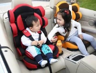 为了省事,没让孩子坐汽车安全座椅,事故发生时