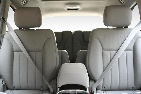 汽车安全气囊的工作原理以及与安全带的关系