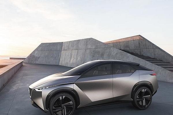 日产携三款新电动车型亮相2018北京车展,并展示IMX KURO B2V技术