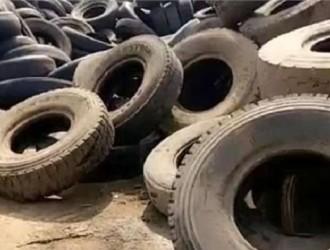 轮胎是这样造假的 你敢买这样的轮胎吗?