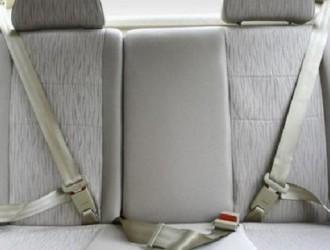 汽车安全带也需要保养?