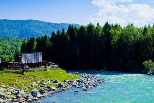 禾木村——新疆自驾游最值得去村落,自然、原始、干净