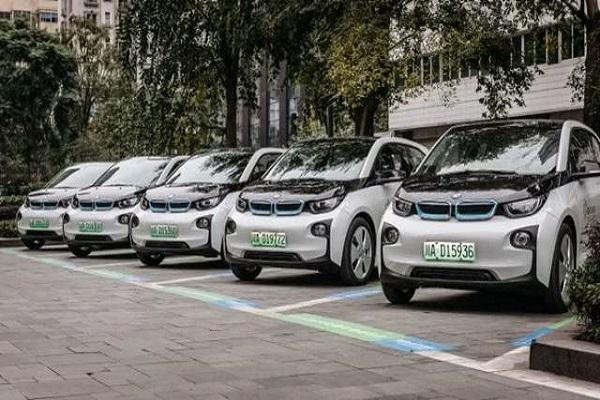 新能源汽车备受关注,却无人注意新能源汽车号牌中的隐含信息
