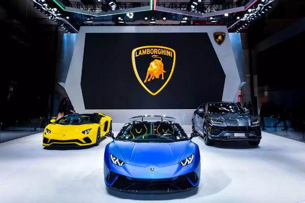 兰博基尼最强阵容,亮相2018北京国际车展