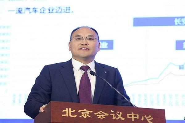 袁明学:主题演讲 新时代汽车产业发展策略与布局