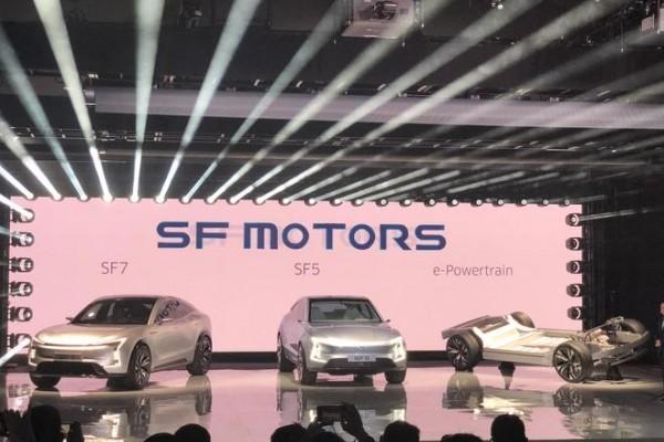 小康董事长张兴海称已投20亿在美造车 拟引入新