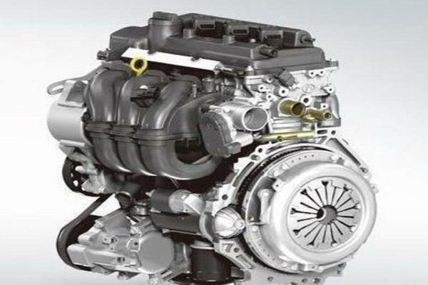 现代汽车新技术  -汽油机