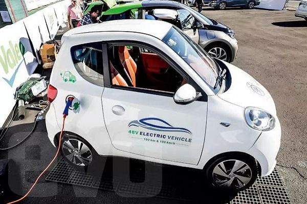 CES上的汽车新技术(上) evo科技