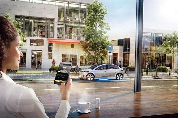 CES上的汽车新技术(下) evo科技