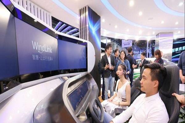总结2018北京车展,有哪些新技术、新品牌、新科