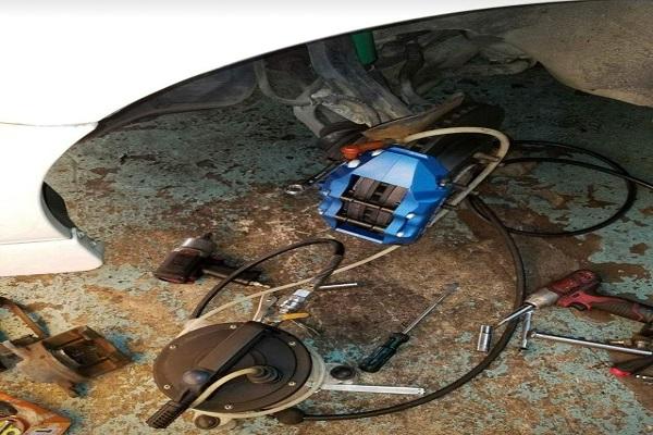 安全驾车,不少车主主动对刹车系统进行升级!