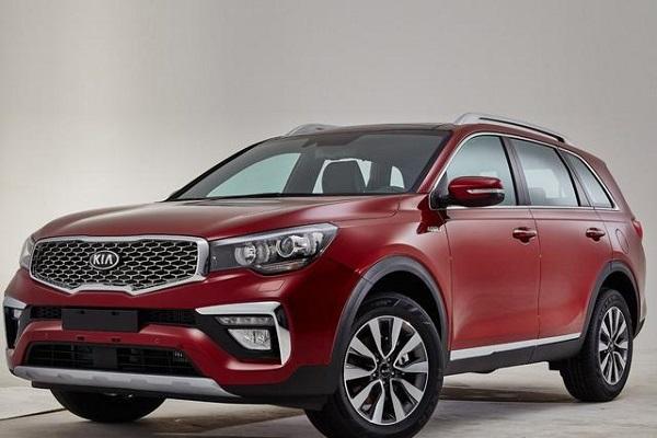 起亚SUV KX7, 高性价比车型 颜值控的选择, 配全景天窗!