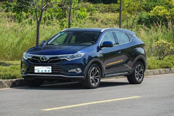 中国品牌推又成长了,东南首款SUV换代,1.8T+6速湿式性价比更高