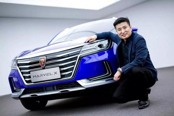 荣威MARVEL X:始于颜值,陷于才华的纯电动SUV