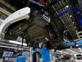 丰田计划建造氢燃料电池工厂 扩大燃料电动车销