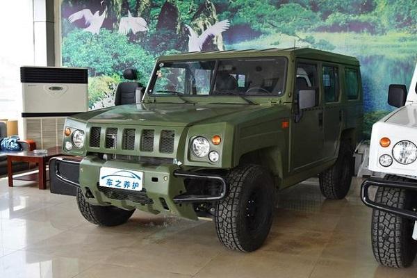10万级国产硬派SUV,霸气造型,2.0T配ABS+EBD,