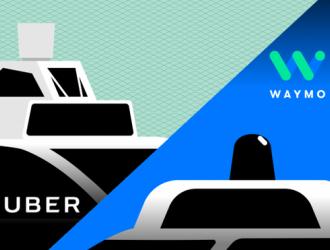 从敌人变为朋友?Uber与Waymo商谈自动驾驶合作