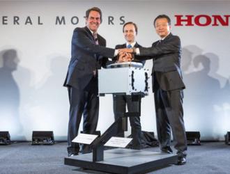 本田与通用又为新一代电池合作 以加快纯电动车