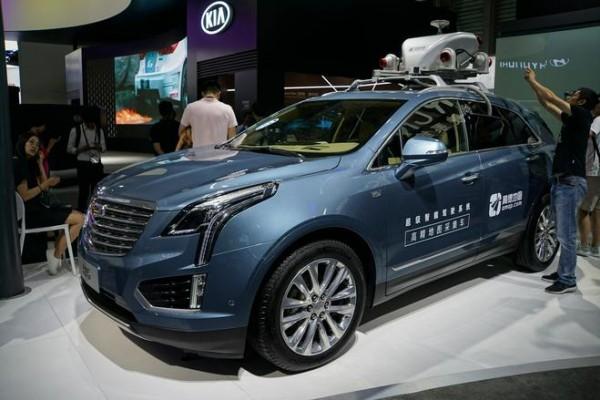 凯迪拉克联合高德发布超级智能驾驶系统