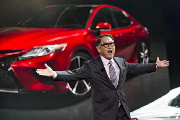出行领域竞争加剧 丰田再投10亿美元加码