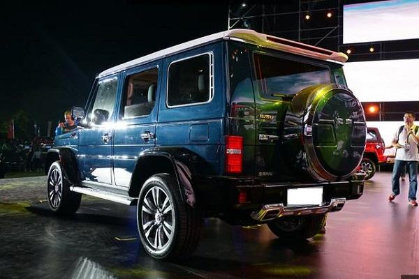 最豪华的国产SUV,后排配大液晶屏独立老板座椅,跟揽胜一样奢华