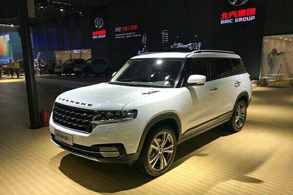 国产全新亲民SUV, 造型拉风荣登央视朝闻天下, 路虎奥迪都懵了