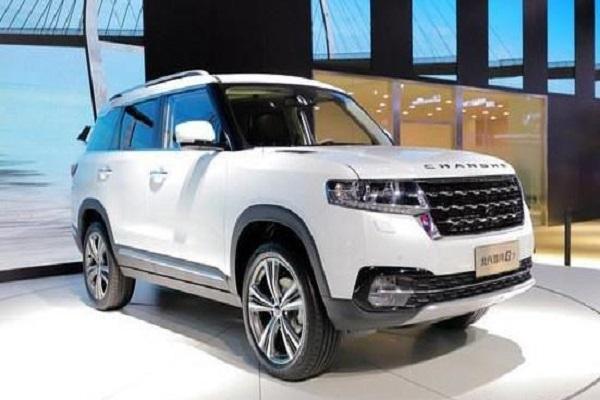 北汽首款SUV,1.5T配CVT卖9万 网友:不像路虎的