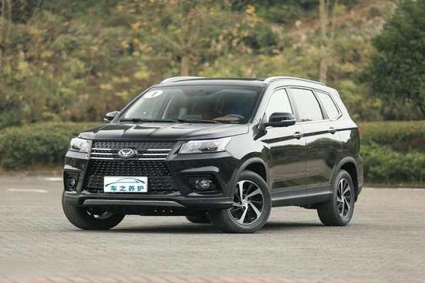 既是中型SUV又是7座布局,1.5T+8AT还配侧安全气