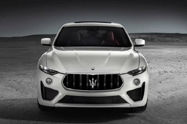 玛莎拉蒂Levante GTS速度节首秀 V8加持/造型更