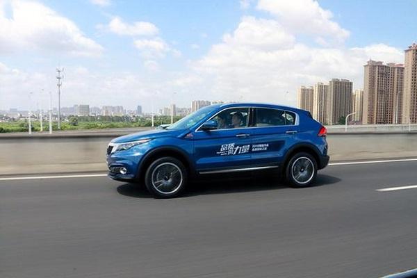 还是那个熟悉的感觉 试驾体验新款观致5 SUV