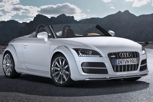 Audi TT clubsport quattro Concept (2008)