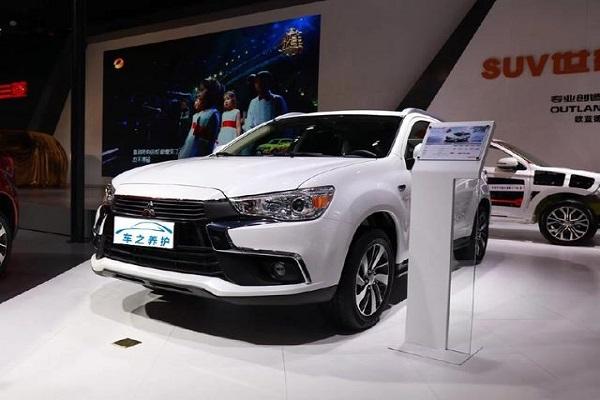 外观颜值高,2.0L+CVT是最大卖点,11.48万起家用SUV买它不错