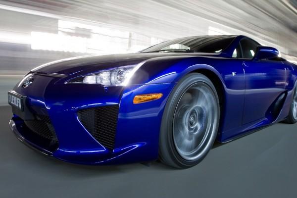 Lexus LFA (2011)