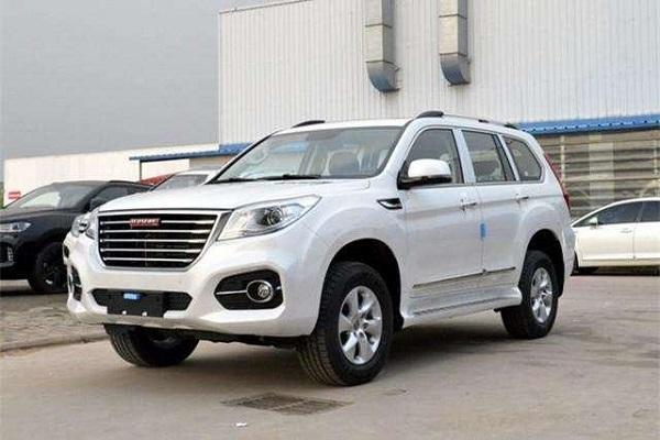 最成功的国产SUV,比普拉多还霸气,非承载配柴油四驱,卖20万起