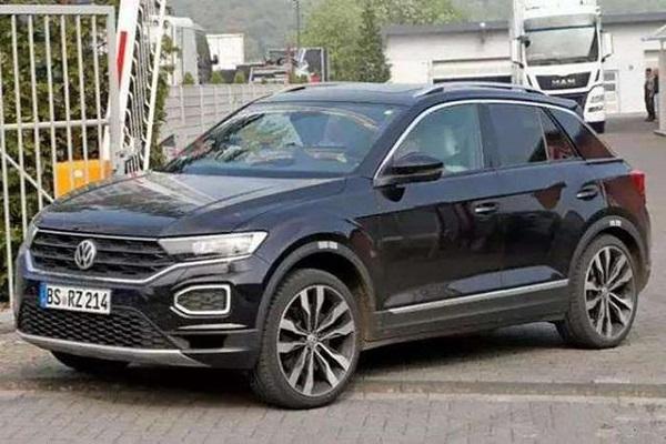 大众新款紧凑型SUV上市,1.4T+7DCT标配ACC自适