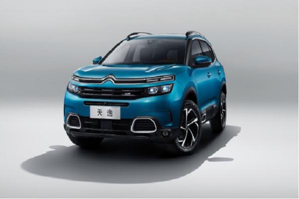 配置升级 专业级舒适SUV东风雪铁龙天逸2019款车