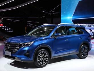 预售12万起 全新广汽传祺GS5巴黎车展亮相