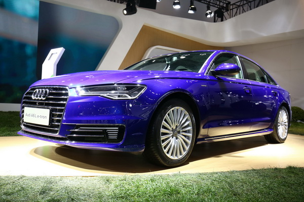 一汽大众-2018世界智能网联汽车大会车展