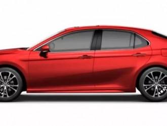 丰田最美中型轿车非它莫属丰田最美中型轿车非它