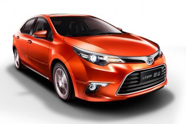 雷凌新车型上市,双引擎更受消费者喜欢