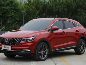 东风风光ix5或将10月上市,主打黑科技的轿跑SUV